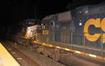 CSX 8138 fourth on Q404